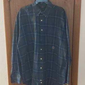 Vintage Mens Tommy Hilfiger Golf Long Sleeve Sz XL